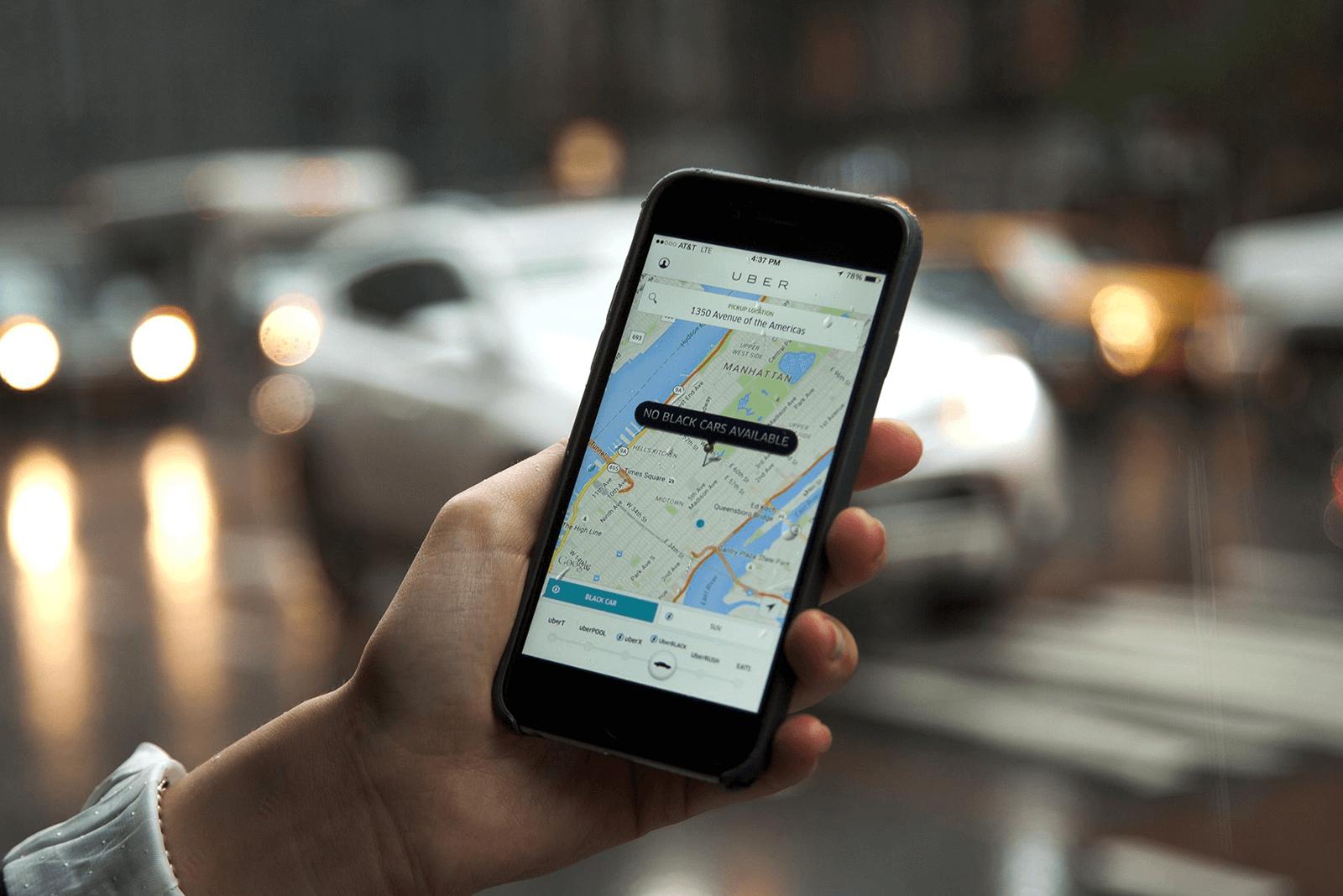 A Tirania Estatal Contra a Uber